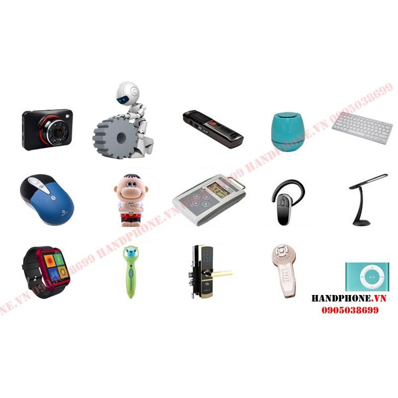 Pin Li-Po 3.7V 1200mAh 603450 603550 (Lithium Polyme) cho loa Bluetooth, Định vị GPS, Camera hành trình loại 2 dây,3 dây