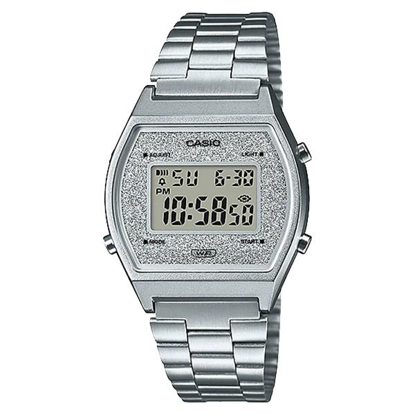 [Mã FARSBRT52 giảm 20% đơn từ 249K] Đồng hồ Casio Nữ B640WDG-7DF chính hãng giá rẻ - Bảo hành 1 năm - Pin trọn đời