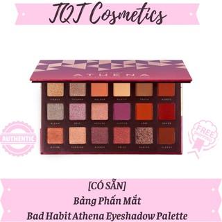 [CÓ SẴN] Bảng Phấn Mắt Bad Habit Athena Eyeshadow Palette thumbnail