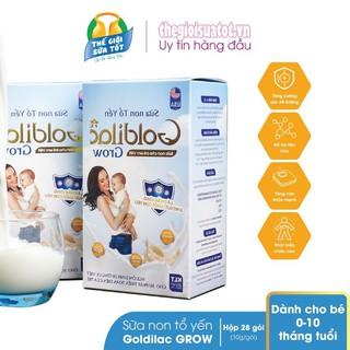 Sữa Goldilac Grow - Sữa non tổ yến 1 hộp 280g - Cam kết sản phẩm chính hãng thumbnail
