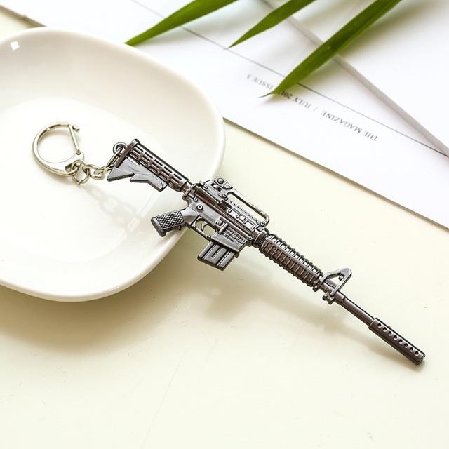 Móc treo chìa khóa PUBG