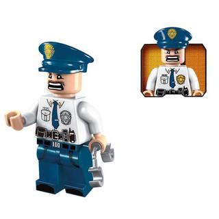 Building Blocks Education Toys Models Building Toy Chase Fugitives
