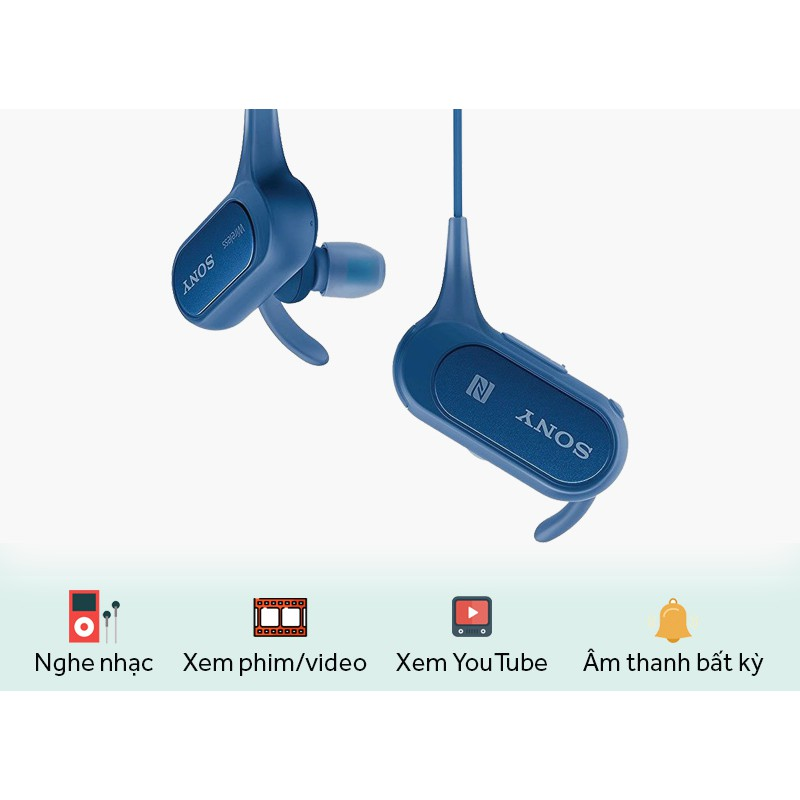 Tai nghe thể thao bluetooth SONY MDR XB50BS fullbox