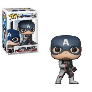 Mô hình Funko POP! Marvel Endgame: Caption America chính hãng.