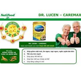 Sữa Dr.lucen care max 900g (dành cho người già)