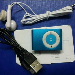 GIẢM Máy nghe nhạc MP3 mini vỏ nhôm ( kèm : cáp + tai nghe )