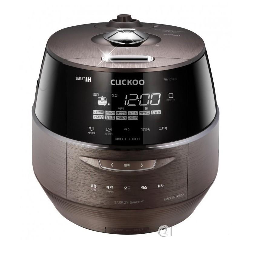 Nồi cơm áp suất điện từ Cuckoo CRP-FHV1010FD - 3050307 , 648763505 , 322_648763505 , 14490000 , Noi-com-ap-suat-dien-tu-Cuckoo-CRP-FHV1010FD-322_648763505 , shopee.vn , Nồi cơm áp suất điện từ Cuckoo CRP-FHV1010FD