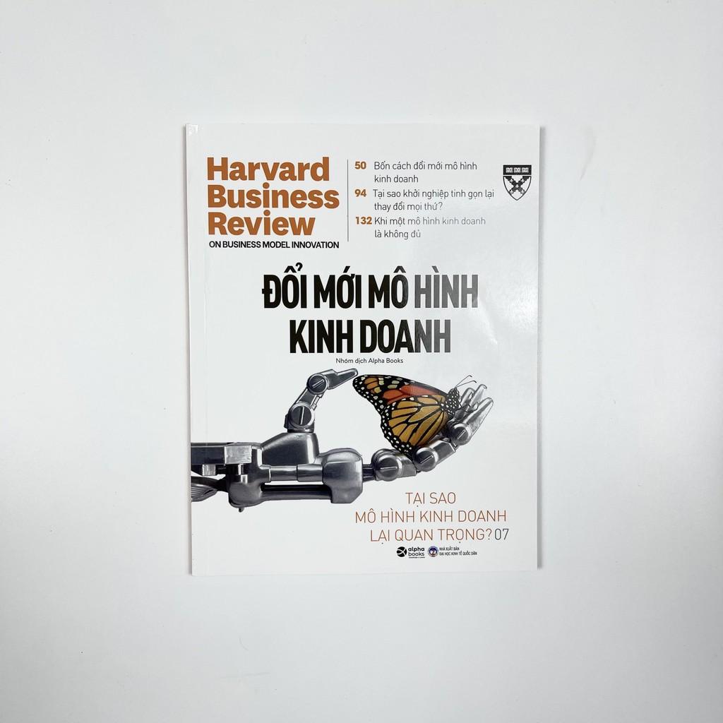 Sách - HDR ON - Đổi mới mô hình kinh doanh