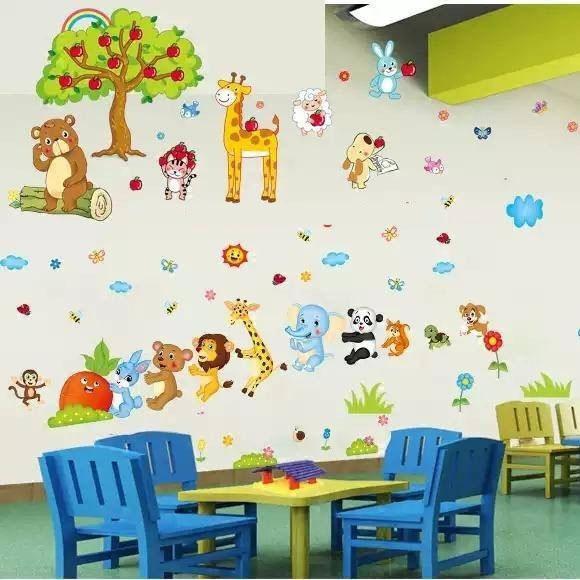 Decal dán tường combo vườn thú cây táo và thỏ nhổ cà rốt - 3548916 , 1048909723 , 322_1048909723 , 78000 , Decal-dan-tuong-combo-vuon-thu-cay-tao-va-tho-nho-ca-rot-322_1048909723 , shopee.vn , Decal dán tường combo vườn thú cây táo và thỏ nhổ cà rốt