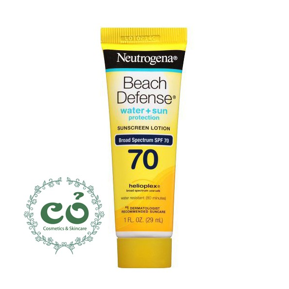 Kem chống nắng Neutrogena Beach Defense SPF 70 (tuýp 29ml) - 2426466 , 1251804648 , 322_1251804648 , 100000 , Kem-chong-nang-Neutrogena-Beach-Defense-SPF-70-tuyp-29ml-322_1251804648 , shopee.vn , Kem chống nắng Neutrogena Beach Defense SPF 70 (tuýp 29ml)