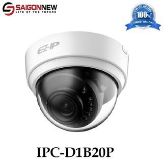 Camera IP Dome hồng ngoại 2.0 Megapixel DAHUA IPC-D1B20P thumbnail
