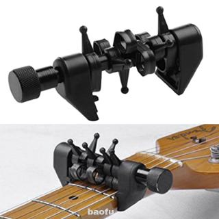 Guitar Capo ABS Clamp Tuner Acoustic Professional Quick Key Change Tone Customize Musical Instrument Accessories