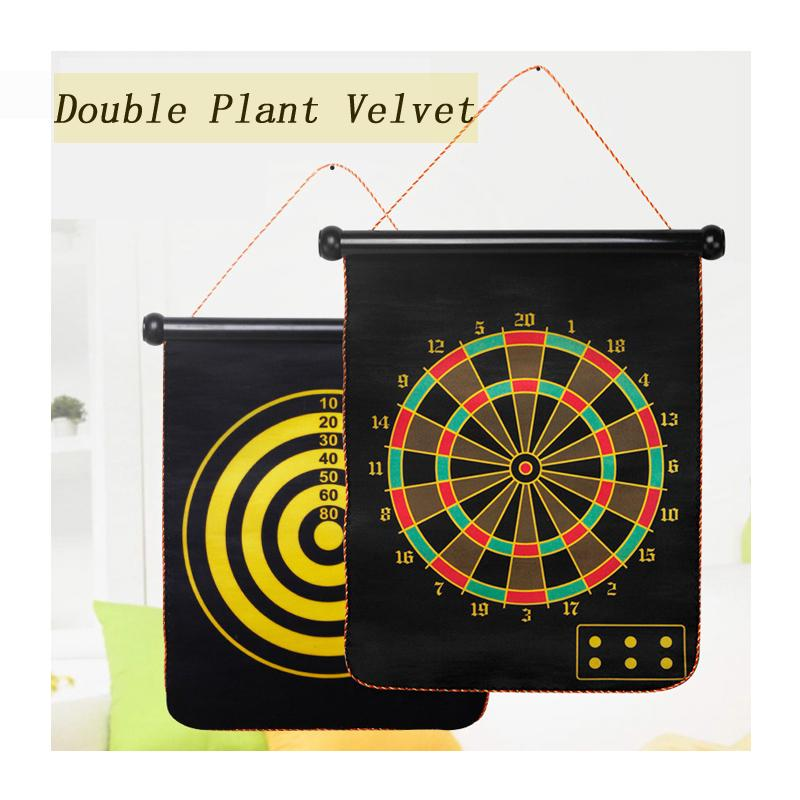 Toys For Children Double Magnetic Darts Suit 12&15 Inches