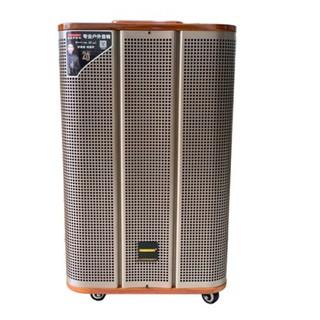 Loa kéo di động không dây hát karaoke 4 tấc Temeisheng GD 15-39 bass siêu hay công suất lớn tặng kèm 2 micro không dây