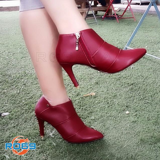 Giày bốt boot nữ đẹp Rosata gót nhọn RO69 - 3121291 , 1160156099 , 322_1160156099 , 780000 , Giay-bot-boot-nu-dep-Rosata-got-nhon-RO69-322_1160156099 , shopee.vn , Giày bốt boot nữ đẹp Rosata gót nhọn RO69