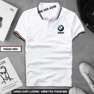 Áo thun Polo BMW Cao Cấp – Polo có cổ Logo Hãng Xe Ô tô nhiều màu sang trọng, lịch lãm, đẳng cấp, thời trang Polo Store