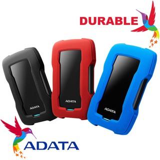 Ổ cứng di động chống sốc USB3.2 Adata HD330 1TB 2TB - bảo hành 3 năm SD68 SD69