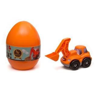 Đồ chơi – Quả trứng thần kỳ – Xe ủi