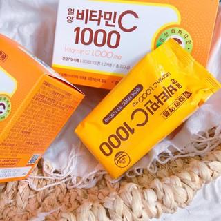 Vitamin C Hàn 1000mg – Bổ Sung Vitamin C Tăng Sức Đề Kháng, Giúp Đẹp Da, Trắng Da 100 Viên