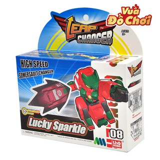 Tốc Chiến Thần Xa -Lucky Sparkle