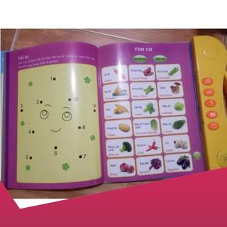 [Giảm 9k cho đơn từ 99k]Sách học thông minh song ngữ cho bé .
