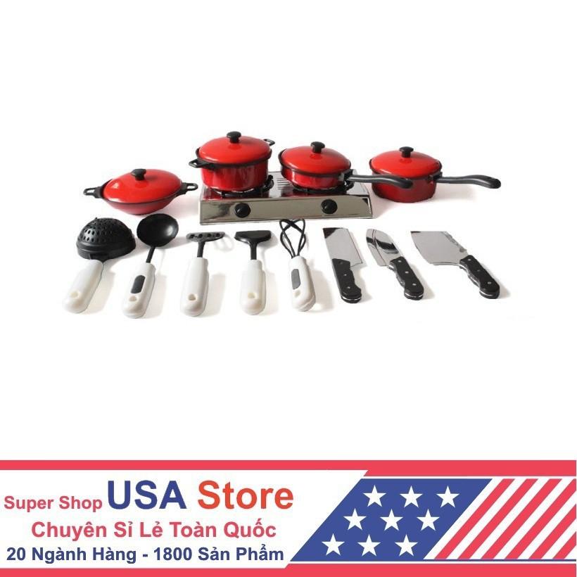 Đồ Chơi Đầu Bếp 13 In 1 Dream Toy USA2989 Nha xinh decor - 15085045 , 2638840996 , 322_2638840996 , 81700 , Do-Choi-Dau-Bep-13-In-1-Dream-Toy-USA2989-Nha-xinh-decor-322_2638840996 , shopee.vn , Đồ Chơi Đầu Bếp 13 In 1 Dream Toy USA2989 Nha xinh decor