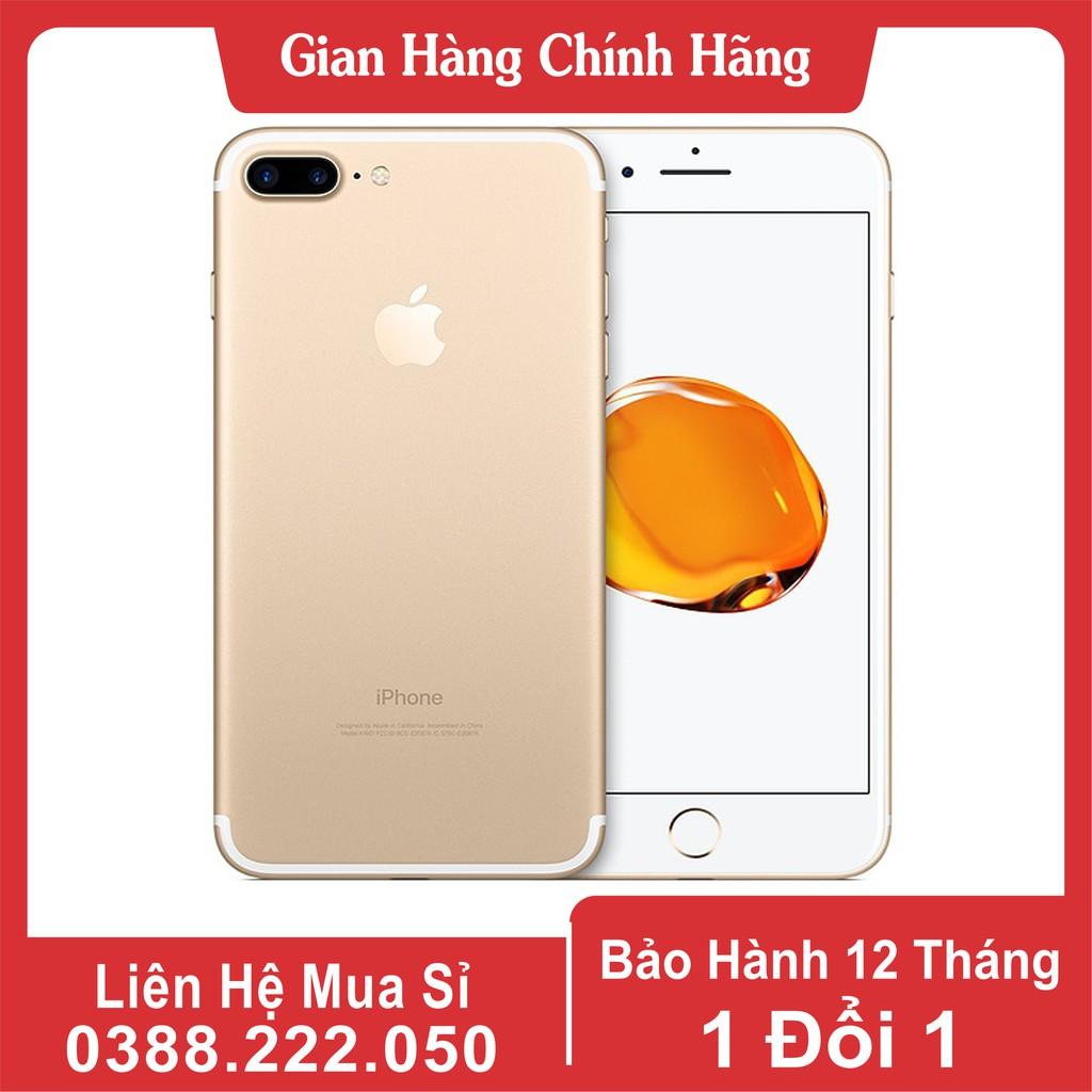 Điện thoại iPhone 7 Plus Quốc tế 128GB Mới 99% Bảo Hành 12 Tháng