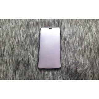 Bao Da Clear View Cover Standing Samsung A9 2016