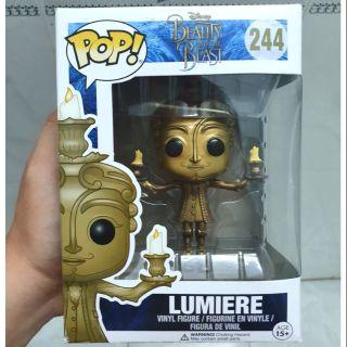 Mô hình funko pop Lumiere – Hàng chính hãng