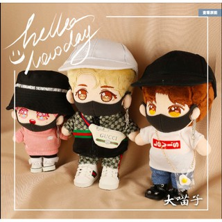 Khẩu trang cho doll 15-22cm