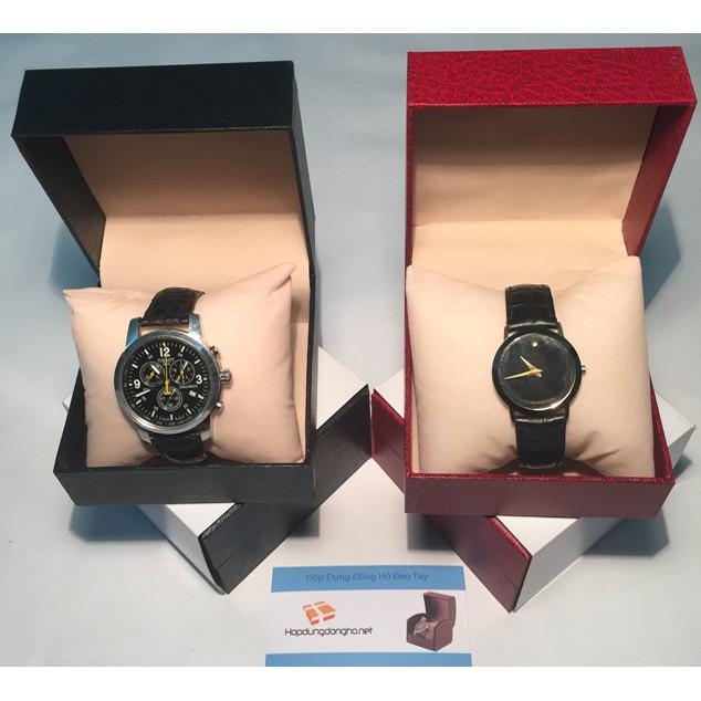 Hộp đựng đồng hồ làm quà tặng