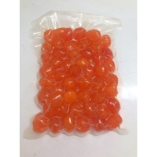 100 Lòng đỏ trứng muối ( Hàng đạt tiêu chuẩn VSATTP) Size 10-16gr