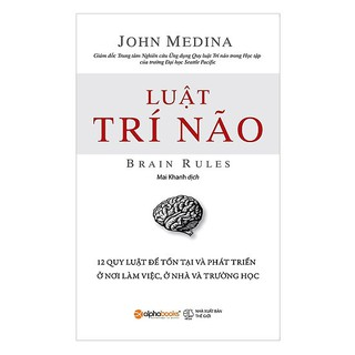 Sách - Luật trí não (Tái bản 2018)