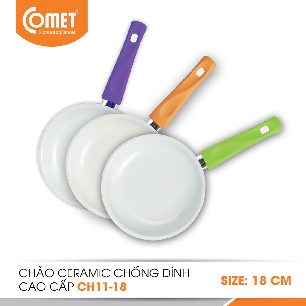 Hình ảnh Chảo chống dính Ceramic Comet CH11-18-3