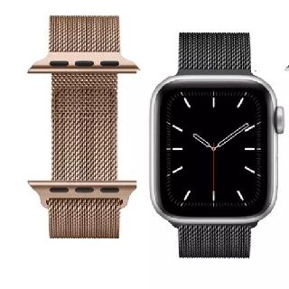 Dây Đeo Apple Watch T500 Thép Không Gỉ - Khóa Nam Châm dành cho Apple Watch 42/44 mm
