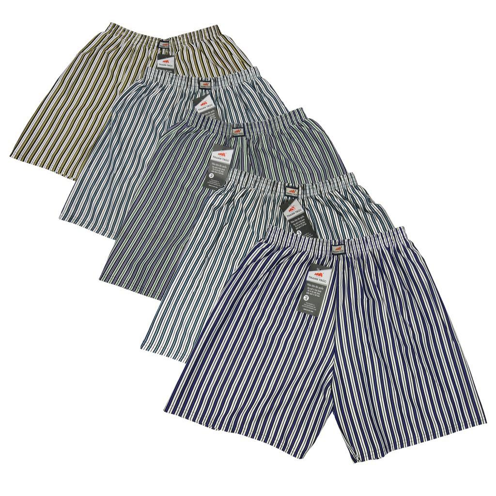 Combo 5 - 7 quần đùi Nam mặc nhà, quần đùi nam k