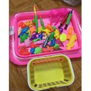 Bộ đồ chơi câu cá nhiều món cho bé Giá tốt