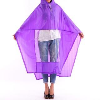 Áo mưa siêu nhẹ, siều bền ( giao màu ngẫu nhiên) thumbnail