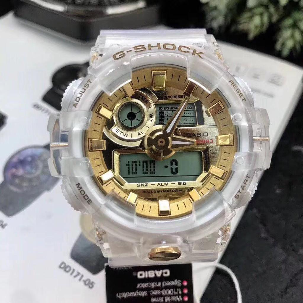 แท้ Gshock ของแท้ Casio G-Shock รุ่น GA-700 รับประกัน1ปีจากCMG