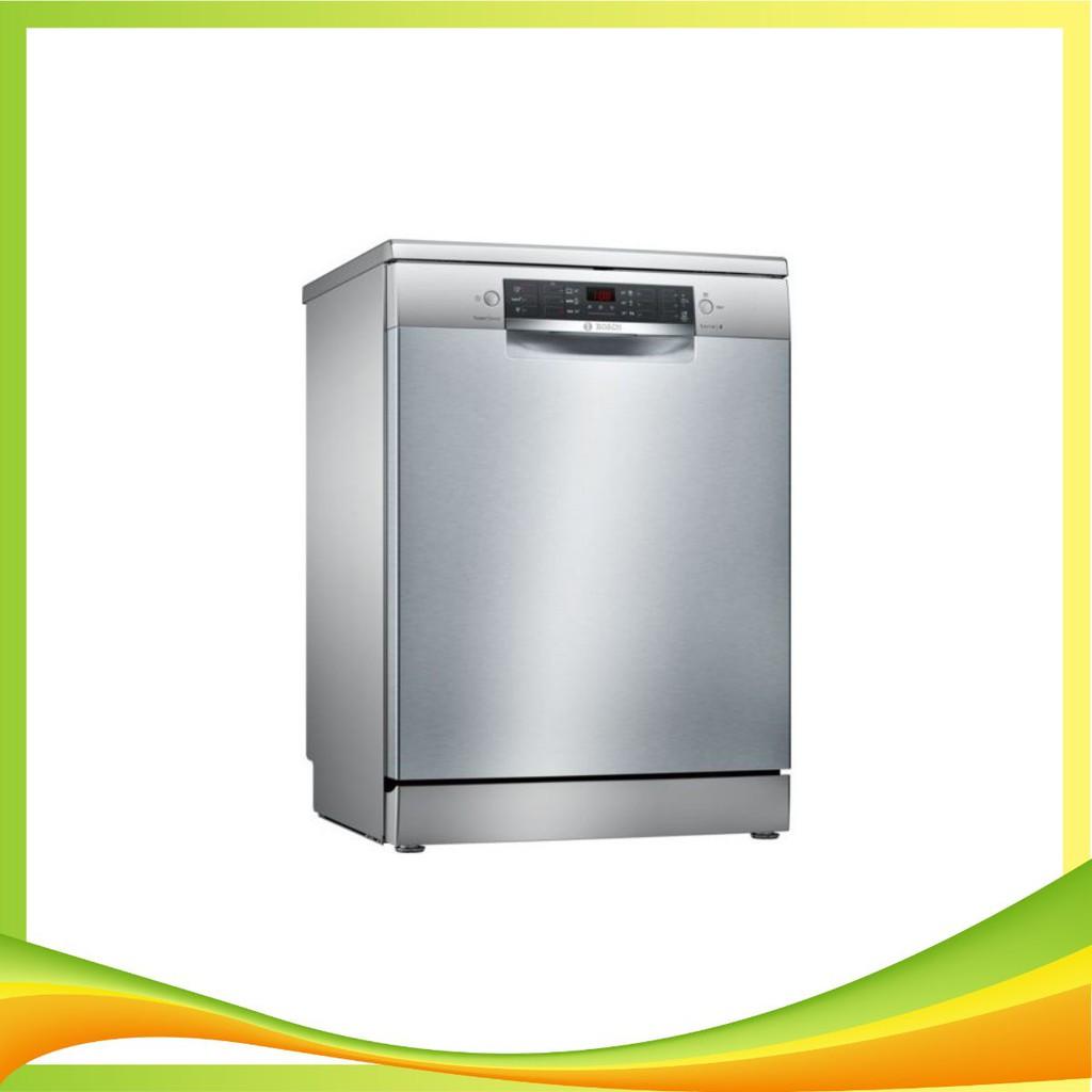 [Mã ELHAMS12 giảm 8% tối đa 300k] Máy rửa chén độc lập BOSCH Series 4 SMS46MI05E BH 3 năm