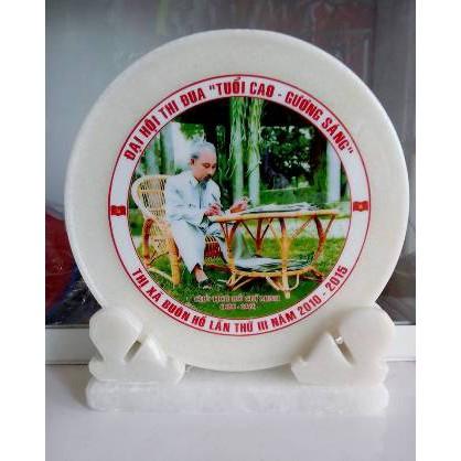 Ảnh Bác Hồ Chân Dung 25cm