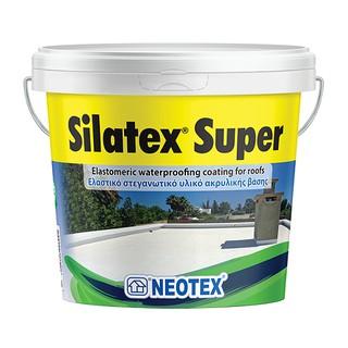 Silatex Super 12kg – sơn chống thấm siêu đàn hồi 300% cho tường sàn mái