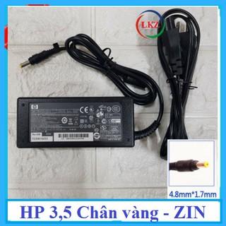 SẠC ZIN Sạc Laptop HP Compaq 6520s 510 541 511 516 515 540 18.5V - 3.5A chân Va ng (kèm dây nguồn) thumbnail
