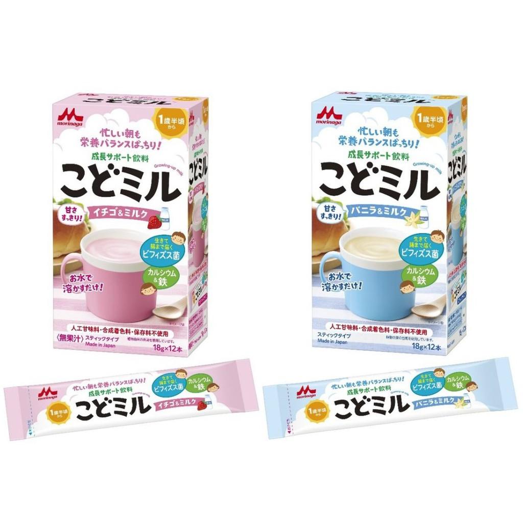 Sữa Morinaga dinh dưỡng 12 gói*18g