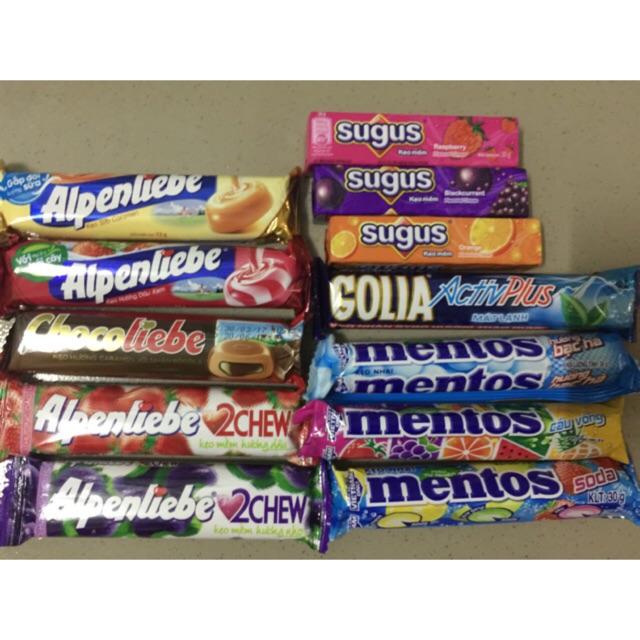 Combo bánh kẹo cho khách ạ - 3250958 , 379430863 , 322_379430863 , 99000 , Combo-banh-keo-cho-khach-a-322_379430863 , shopee.vn , Combo bánh kẹo cho khách ạ