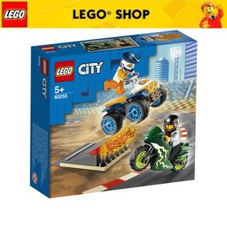LEGO CITY Biểu Diễn Nhào Lộn 60255 (62 chi tiết) thumbnail