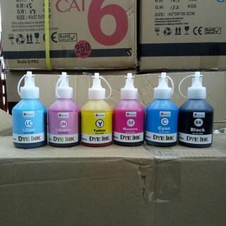 🍀 Mực in màu epson – Mực dầu Estar Pigment uv 100ml dùng cho máy in phun màu Epson T50 / T60 / L310 / L805