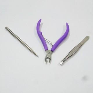 Bộ dụng cụ lắp ráp mo hình 3D bằng thép