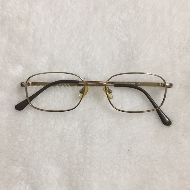 Gọng kính cổ lắp mắt lão ( xịn) của mỹ
