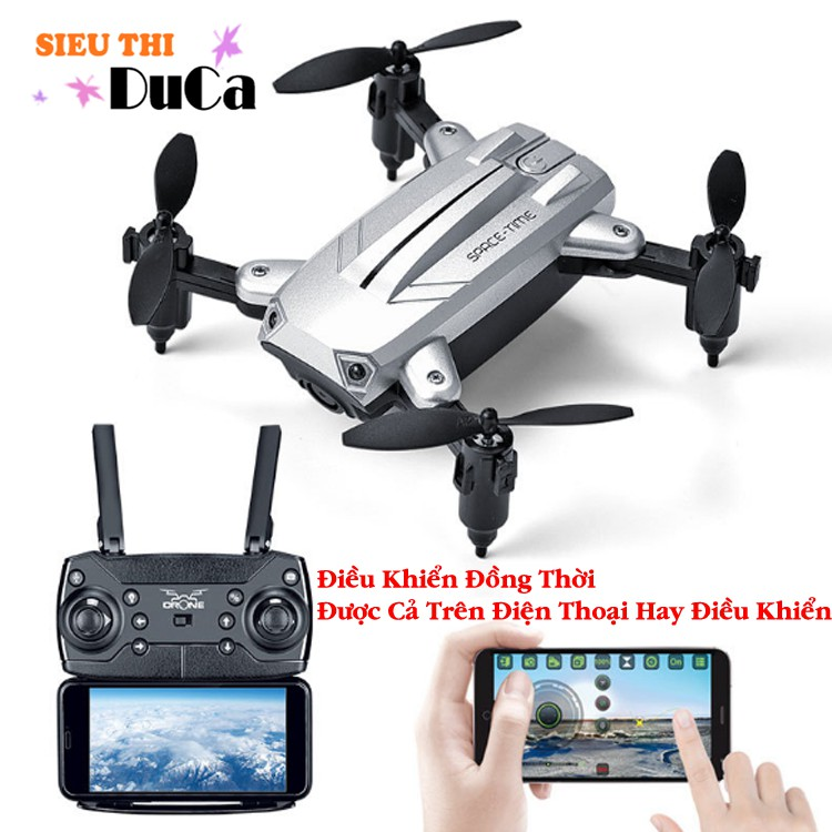 Flycam Mini Ky301 Wifi Camera HD 720p - 1